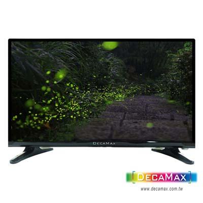 DECAMAX 24型 多媒體液晶顯示器+數位視訊盒 DM-2467