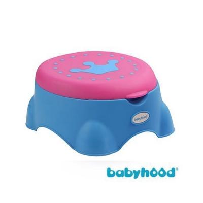 babyhood 皇室多功能學習便器 輔助便座 止滑板凳 收納箱