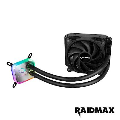 【Raidmax 雷德曼】Cobra120 RGB 水冷散熱器