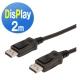 曜兆DIGITUSDisplayPort-2公尺圓線(公-公) product thumbnail 1