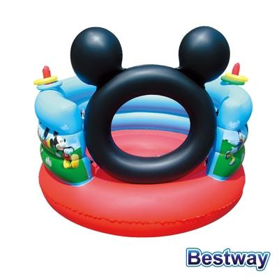 BESTWAY 趣味造型充氣遊戲池/球池 (米奇世界)
