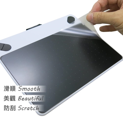 Wacom Intuos Draw CTL-490 TOUCH PAD 抗刮保護貼