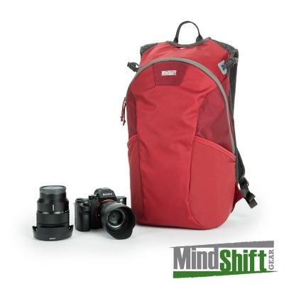 MindShift Gear曼德士-SidePath輕質旅遊攝影包-MS371(紅)