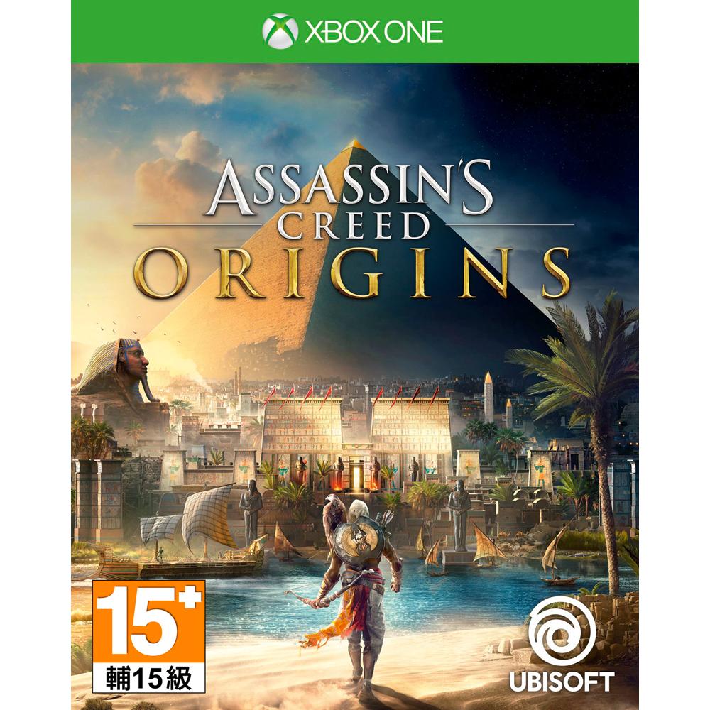預購刺客教條:起源一般版中文版Xbox One