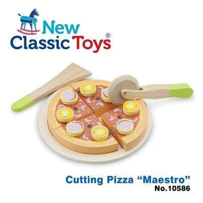 荷蘭New Classic Toys經典墨西哥比薩切切樂 - 10586