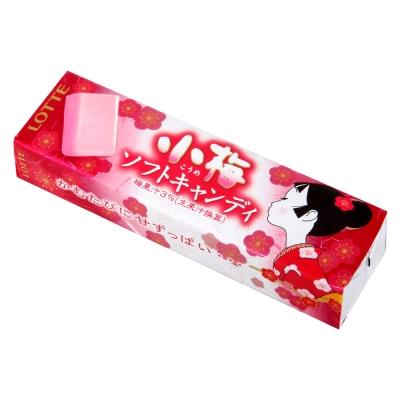 LOTTE 小梅條狀軟糖(50g)
