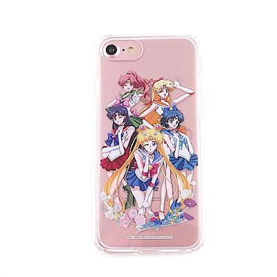 美少女戰士 iPhone 6s/7/8(4.7吋)共用 雙料保護殼套_大集合