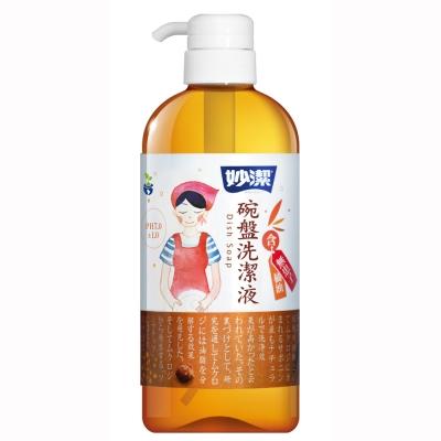 妙潔碗盤洗潔液-橘油650g