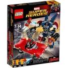 樂高LEGO 超級英雄系列 - LT76077 Iron Man: Detroit Ste