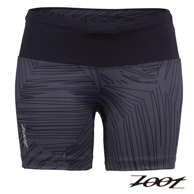ZOOT 頂級極致 BIO 輕肌能5吋短褲(女)(時尚黑) Z1504009