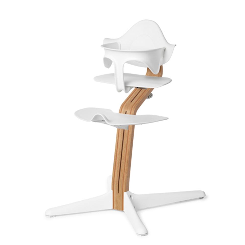 丹麥nomi 多階段兒童成長學習調節椅豪華組(含躺椅)