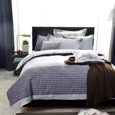 Grace Life 法式舒活 精梳純棉單人全鋪棉床包兩用被三件組