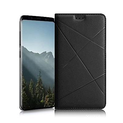 Xmart for Samsung Galaxy S9  渴望完美優質磁吸皮套