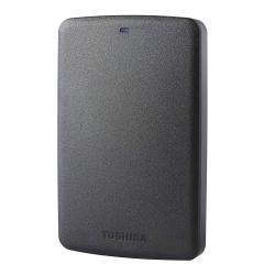 TOSHIBA 1TB USB3.0 2.5吋行動硬碟 黑靚潮I