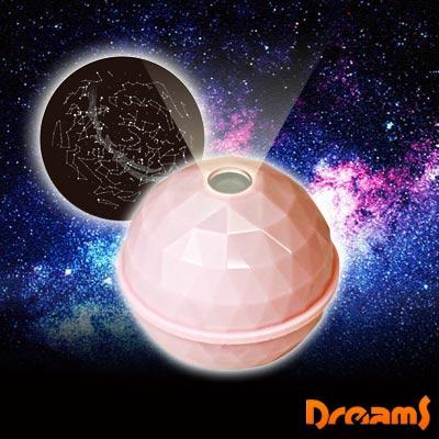 日本Dreams Projector Dome Star Map 南/北半球投射燈
