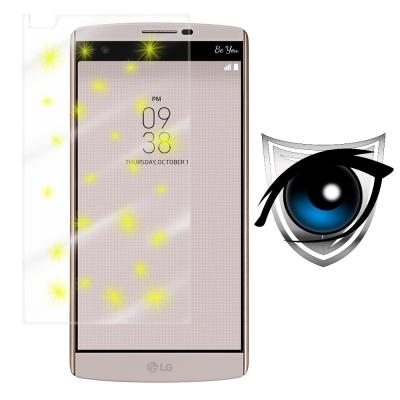 D&A LG V10 (5.7吋)日本9H藍光超潑水增豔螢幕貼