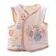 貓頭鷹厚鋪棉背心外套 k60075