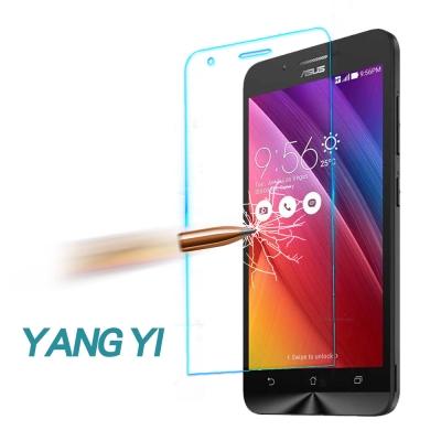 揚邑 ASUS ZenFone GO 5吋 ZB500K 防爆防刮 9H鋼化玻璃...