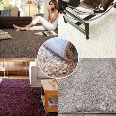 范登伯格 - 嘉百莉 混織長絨毛進口地毯 (140x200cm)