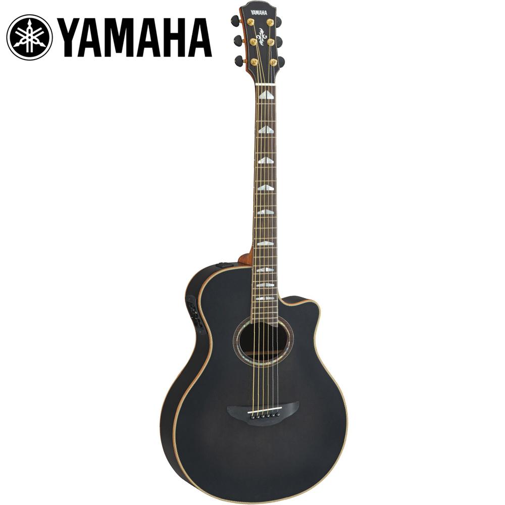 YAMAHA APX1200II BL 電木吉他 黑色款 @ Y!購物