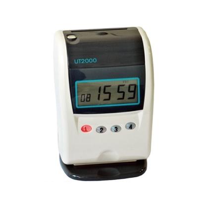 Needtek優利達 UT-2000A微電腦打卡鐘