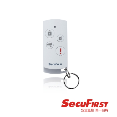 SecuFirst SHC-RA 1 S 多功能保全遙控器