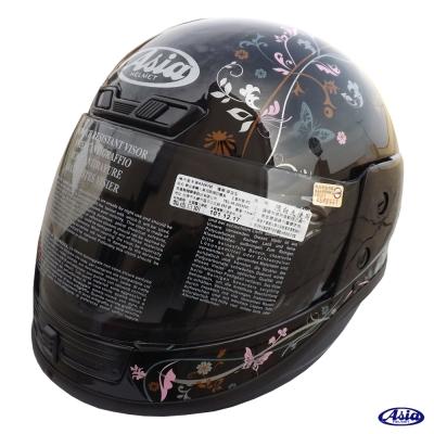 ASIA-Breeze-A801-花紋全罩式安全帽