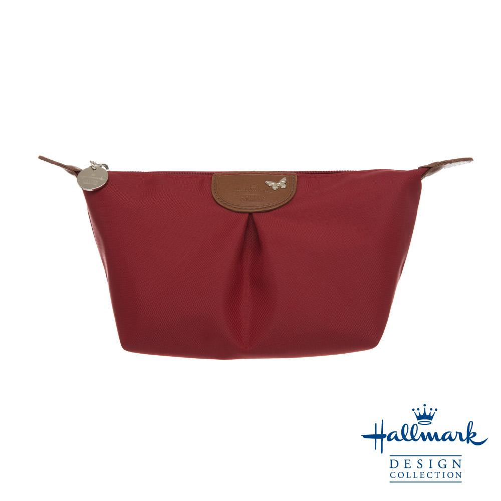 Hallmark-花漾繆斯化妝包-紅色HLT15E002RD