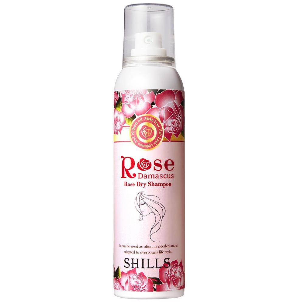SHILLS舒兒絲 大馬士革玫瑰乾洗髮 180ml
