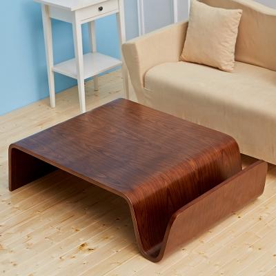 Bed Maker-富士多 造型茶几/雜誌架(兩色)