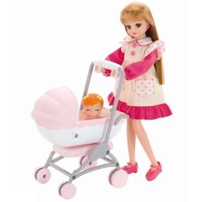 莉卡娃娃-莉卡娃娃推車組