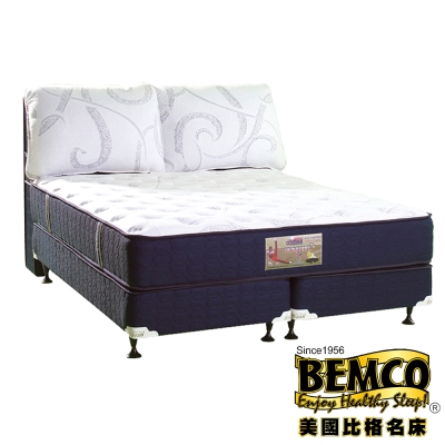 獨立筒-單人3-5呎-比格名床威廉絲兩線獨立筒床墊-床的世界