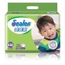 Sealer噓噓樂輕柔乾爽嬰兒紙尿褲XXL號(28片x8包/箱)