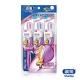 刷樂高密護齦牙刷3支入-顏色隨機 product thumbnail 1