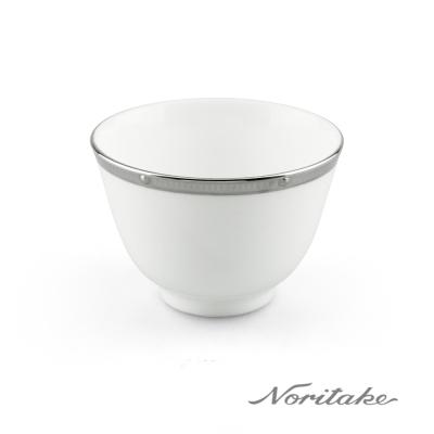 Noritake 文藝復興銀邊骨磁茶杯130cc