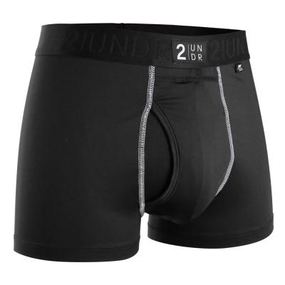 2UNDR Power Shift 2.0 活力機能內褲(3吋)-黑