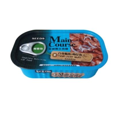 SEEDS每客思 全營養主食罐《白身鮪魚 吻仔魚》115g