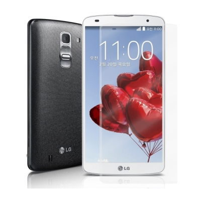 D&A LG G Pro 2專用日本頂級AF螢幕保護貼(鏡面防指紋)