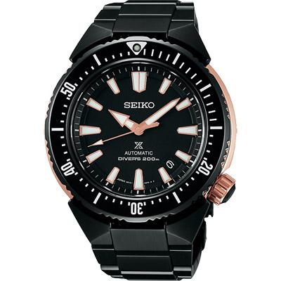 (無卡分期12期)SEIKO PROSPEX SCUBA 200米潛水機械錶(SBDC041J)