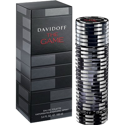 Davidoff The Game 玩家男性淡香水 100ml