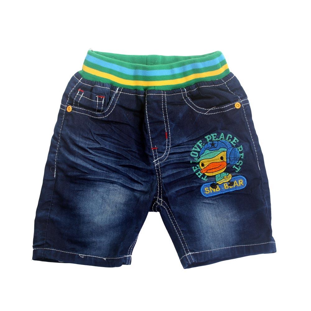 魔法Baby 夏季牛仔短褲 k40517