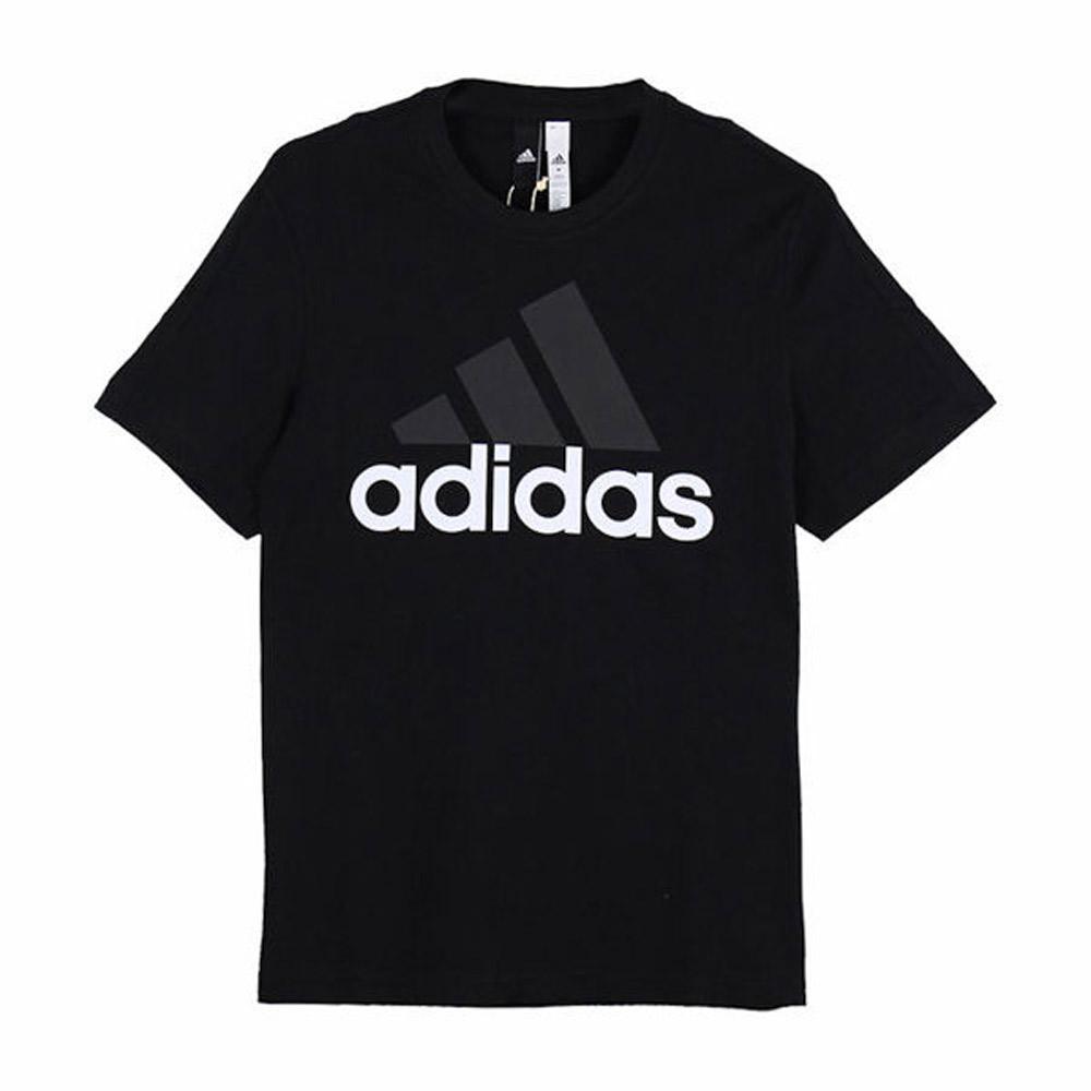 Adidas男ESS LINEAR TEE圓領T短