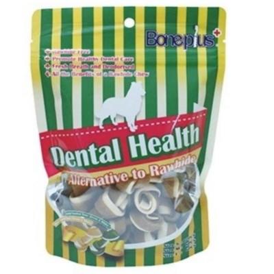 Bone Plus 黃金高鈣雙色潔牙骨結《大袋裝》