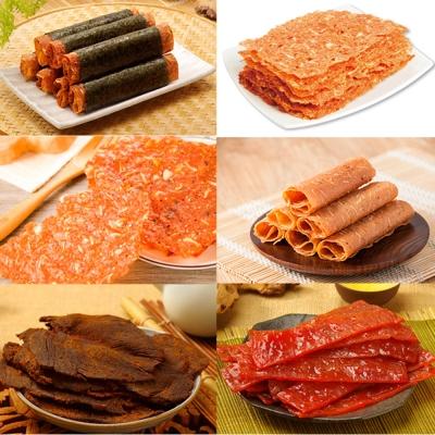 喜福田 海陸綜合肉乾組禮盒