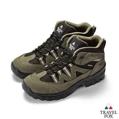 TRAVEL FOX(男) 歐洲進口戶外登山鞋