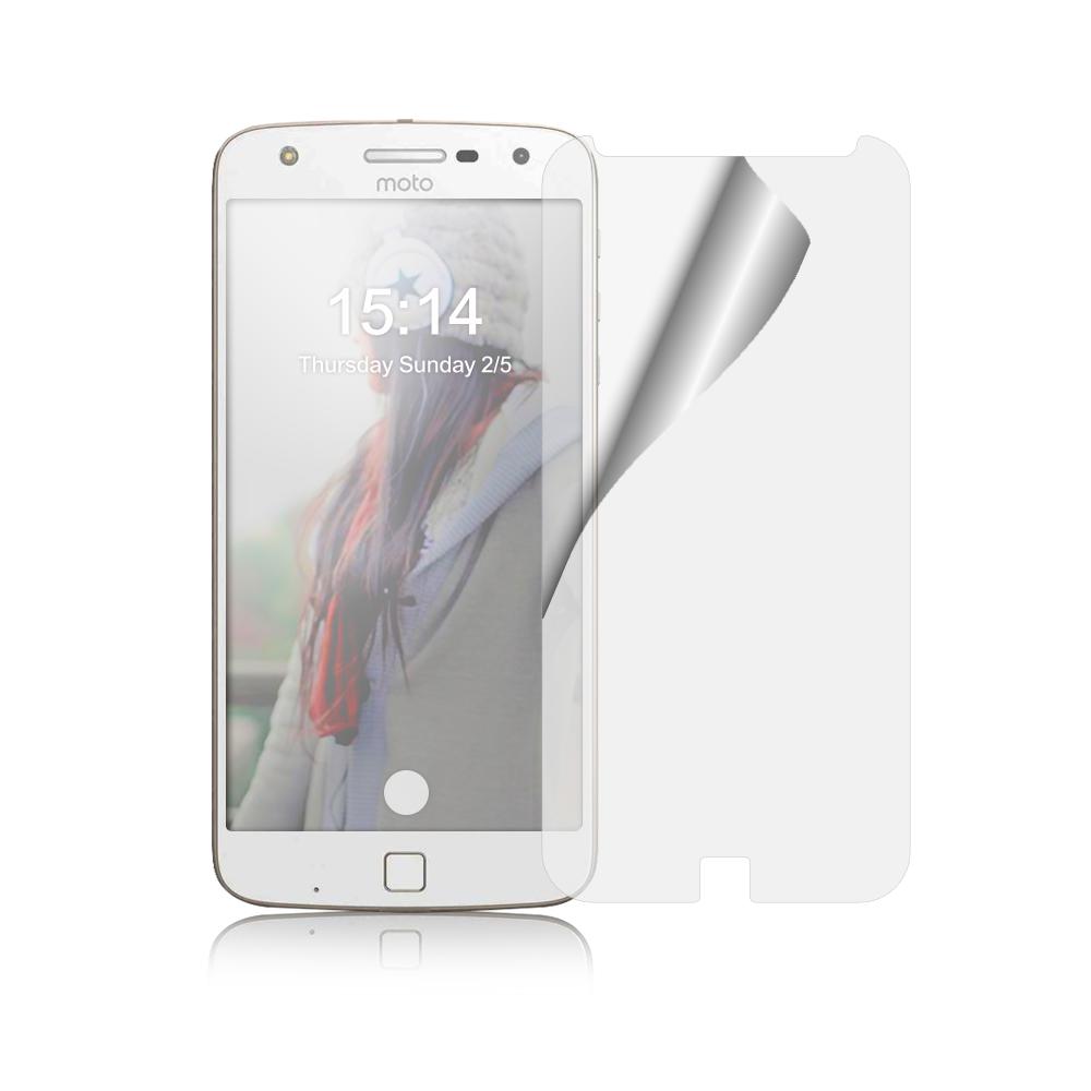 魔力 Motorola Moto Z Play 霧面防眩螢幕保護貼-非滿版