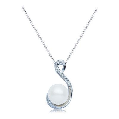 ACUBY-包圍珍愛珍珠項鍊