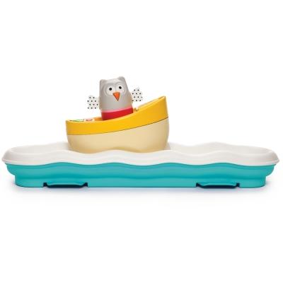 taf toys五感開發系列 欄杆音樂船