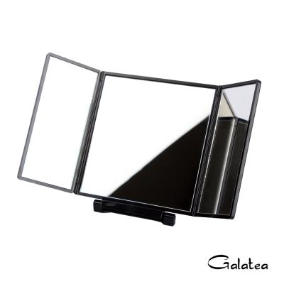 Galatea葛拉蒂手拿折疊三面化妝立鏡(小)