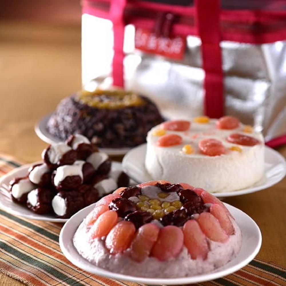 紅豆食府 招牌四喜甜品組